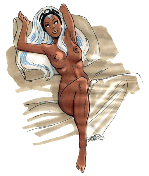 nude marvel women