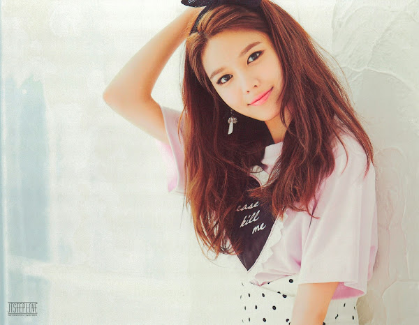 Girls' Generation Sooyoung The Best Scans