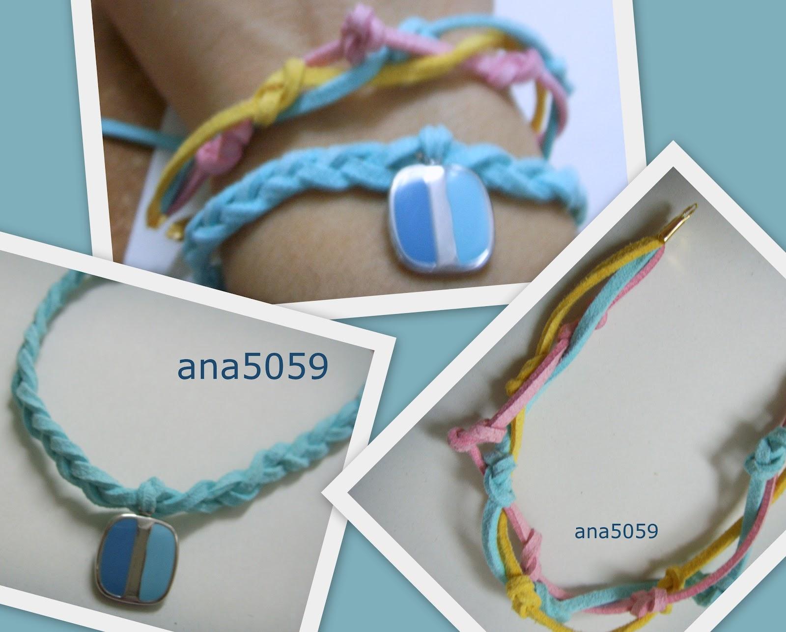 Son ideas muy sencillas que pueden servir para hacer pulseras ...