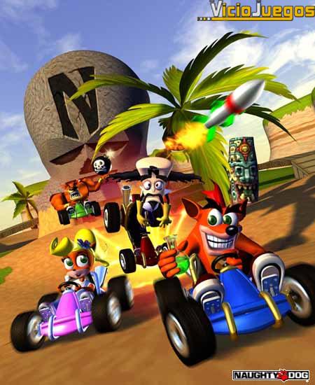 Juego Crash Bandicoot Para Pc
