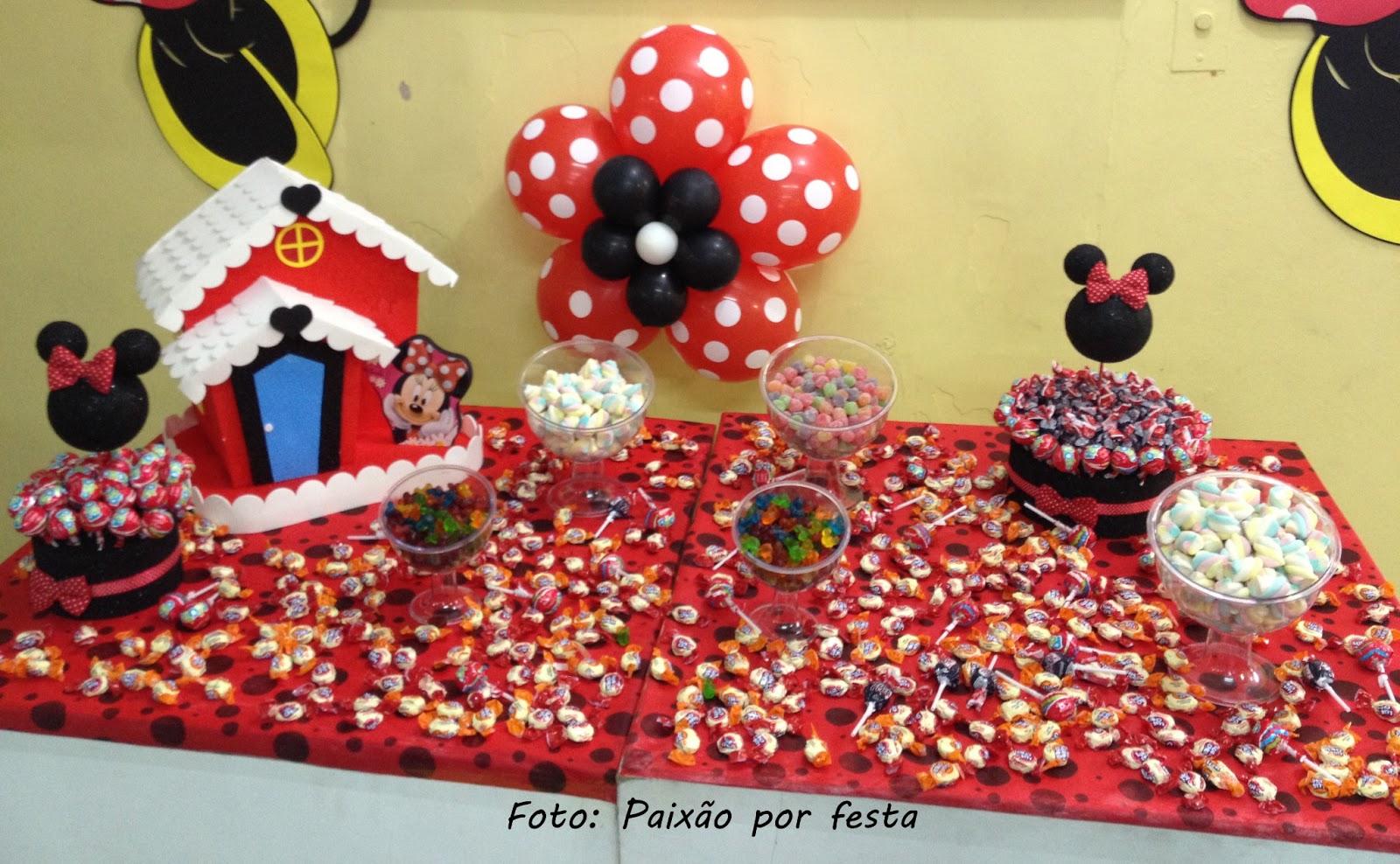 Festa Mickey e Minnie para irmãos: 30 ideias para inspirar