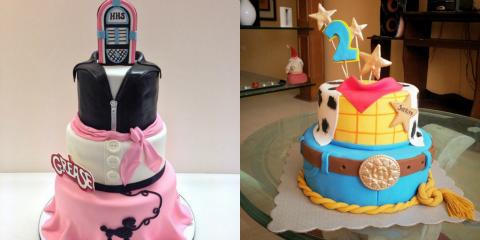 Flick Chicks MovieInspired Cakes - Godfather Wedding Cake