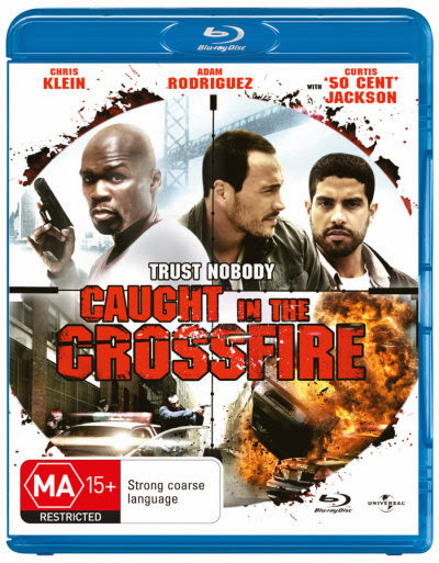 Caught in the Crossfire 2010 Hindi Dubbed Dual BRRip 720p