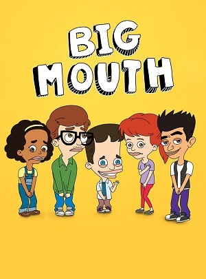 Big Mouth - 1ª Temporada Completa Desenhos Torrent Download capa
