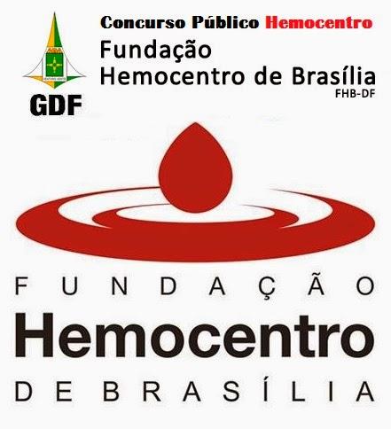 Apostila Concurso Público Fundação Hemocentro de Brasília - FHB-DF.