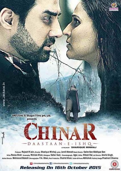 Chinar Daastaan-E-Ishq (2015) Movie Poster