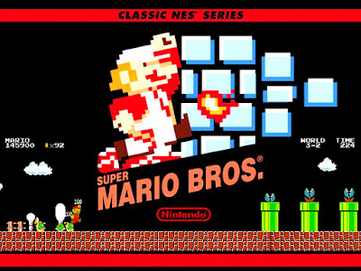 Wallpaper Juego Mario Bros