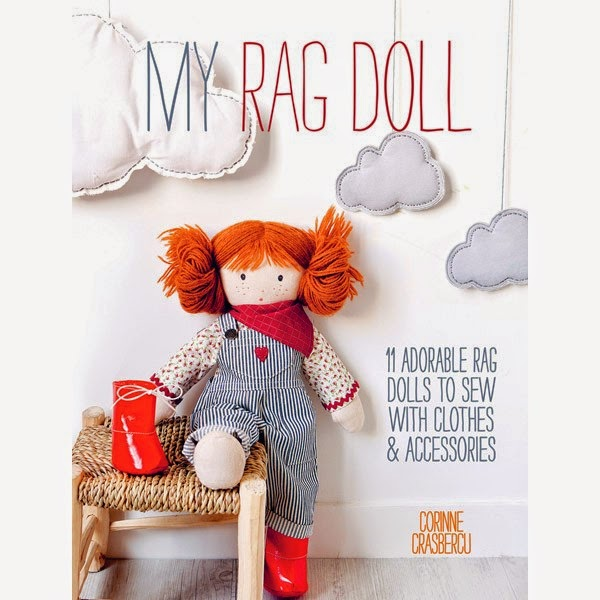 Dolls And Daydreams - Doll And Softie PDF Sewing Patterns: My Rag ...