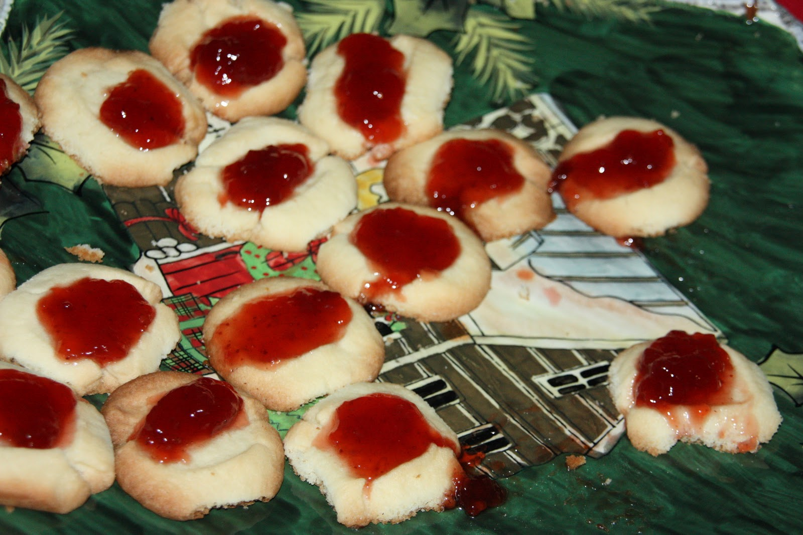 Maija (my-a) Recipes: Norwegian Christmas Cookies
