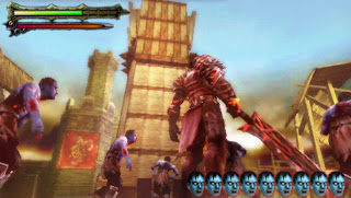 Free Download Undead Knights PSP Game Photo