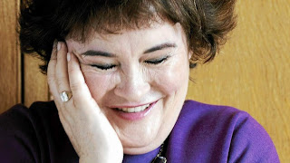 'I Dreamed a Dream' star Susan Boyle