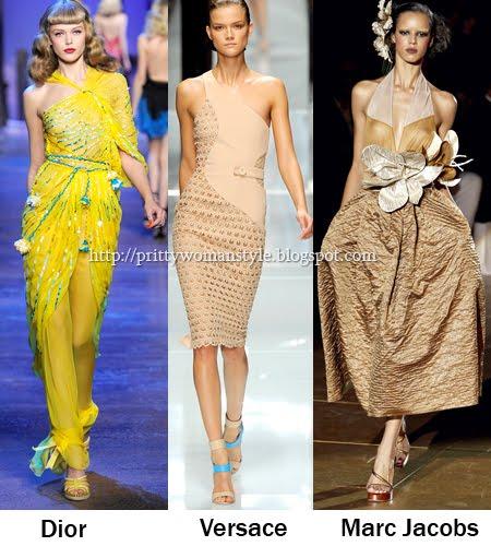 Летни рокли - красиви модели ежедневни рокли за лятото