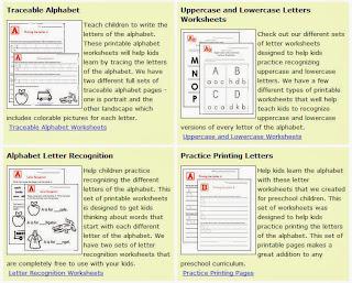 Precursive Handwriting Worksheets