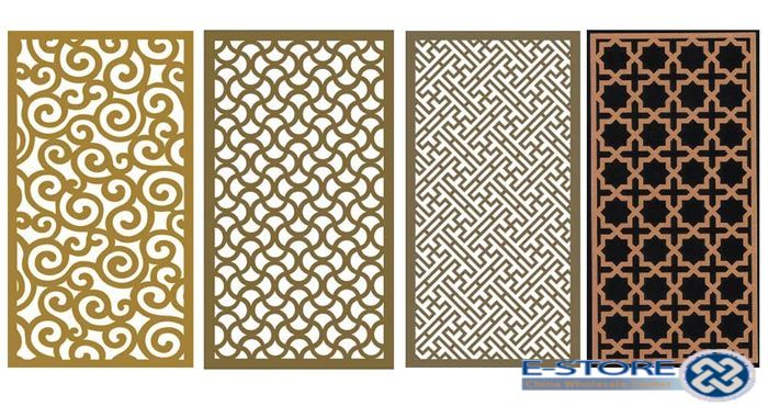 Decorative Wood Screens ~ Decorative metal sheets home depot
