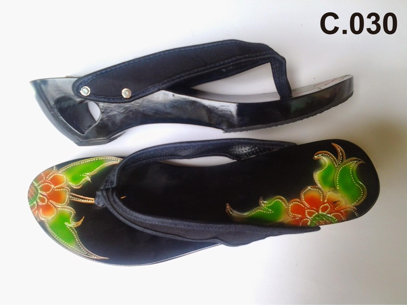 Sandal Murah Kelom Geulis Tasikmalaya