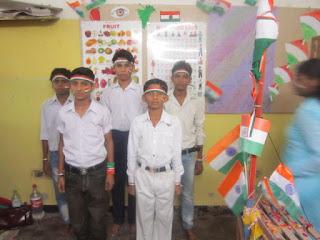 India @ 65!