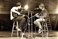 Marcus Mumford und Justin Young