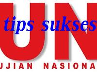 Tips Sukses Menghadapi Ujian Nasional 2012/2013