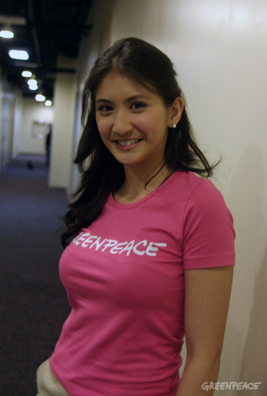 rica peralejo photo greenpeace rica peralejo made a series of posts on