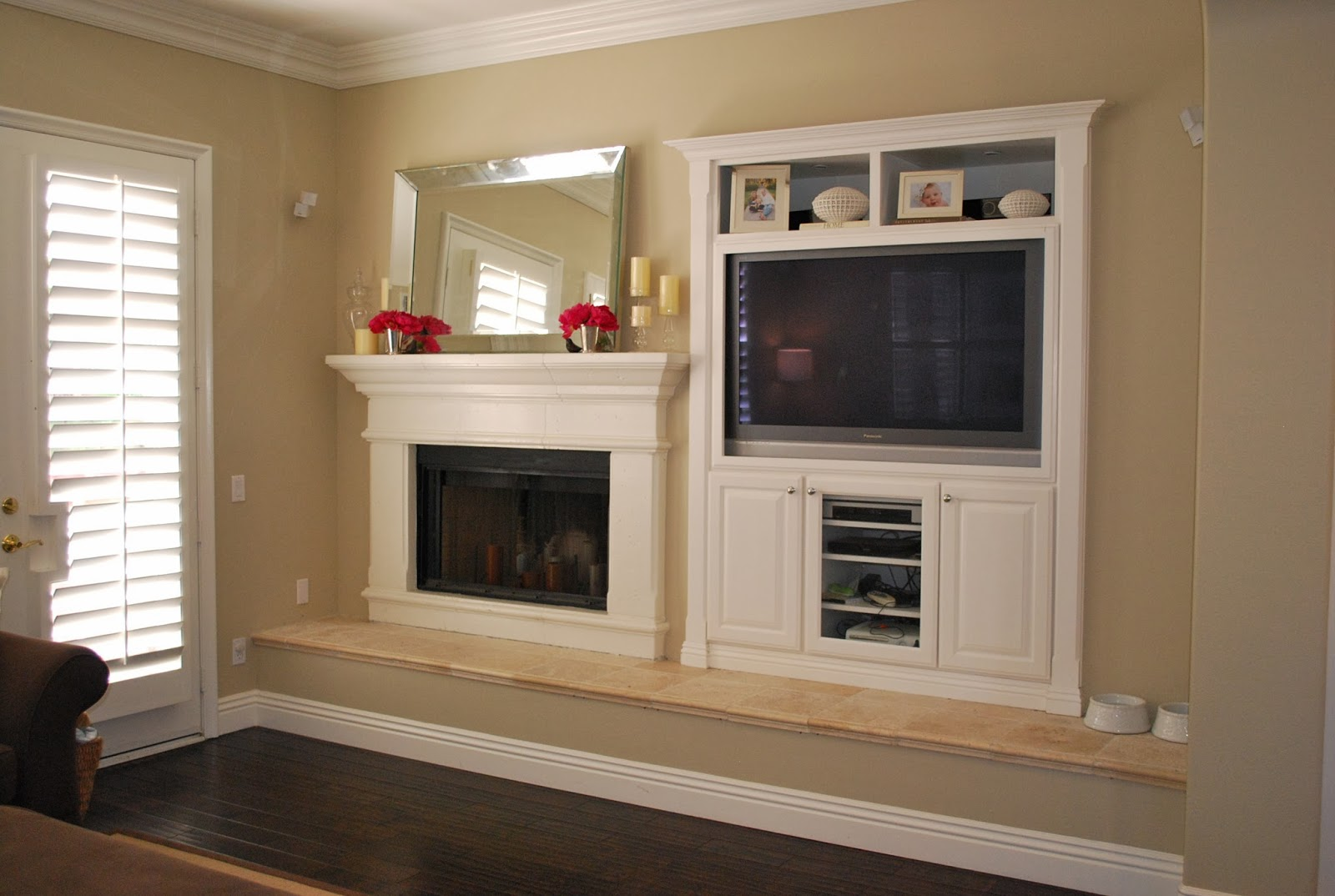 the cape cod ranch renovation fireplace advice