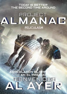 Bienvenidos Al Ayer – DVDRIP LATINO