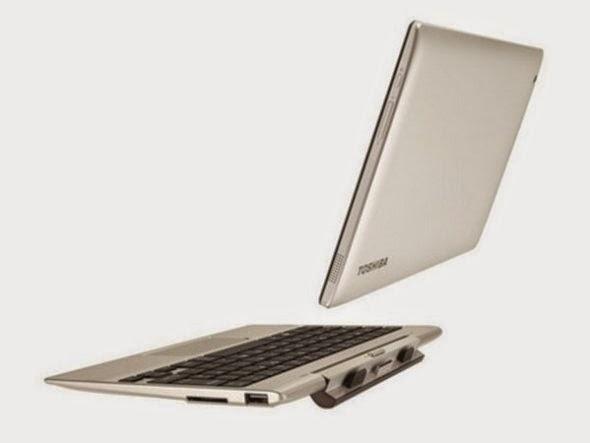 Toshiba Satellite Click Mini: Νέο υπέρλεπτο υβριδικό tablet/laptop έρχεται και στην Ελλάδα