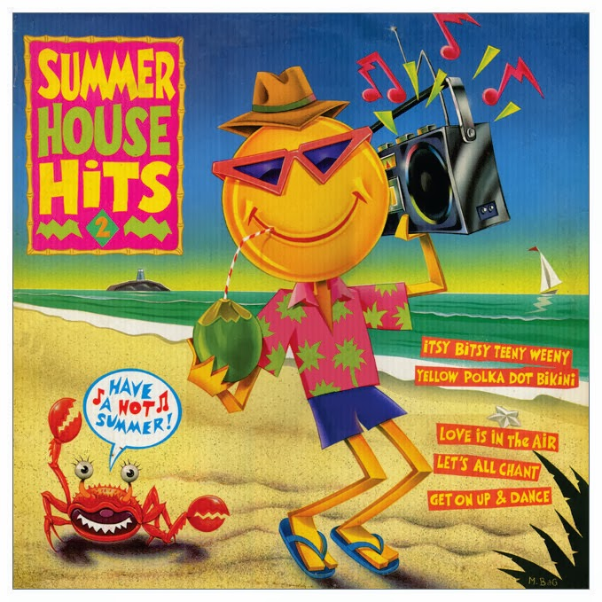 Europopdance summer house hits 2 1990 for House music 1990 songs