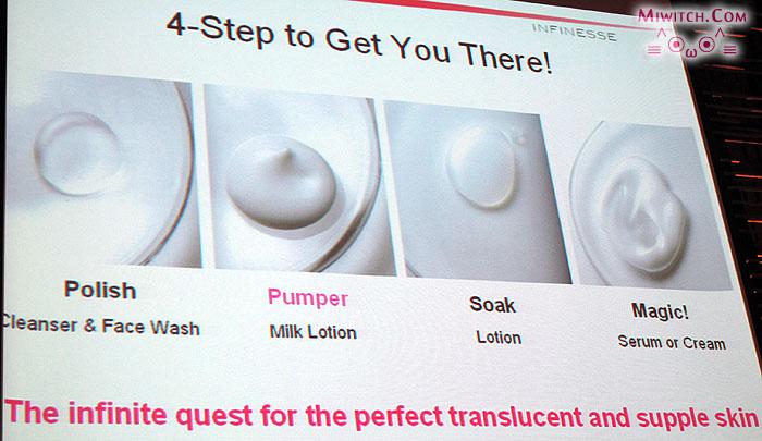 Albion 4-Step Skincare