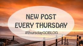 #thursdayGOBLOG