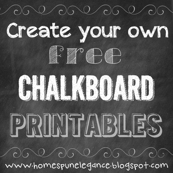 It is a graphic of Trust Free Printable Chalkboard Signs