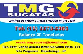 TMG COMÉRCIO DE SUCATAS