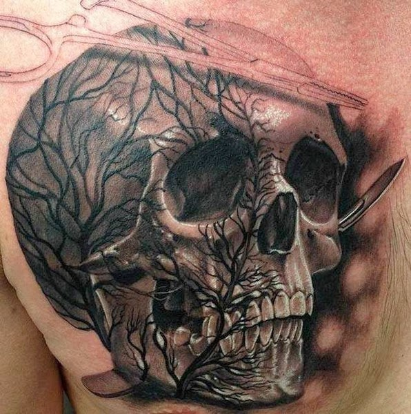 The Best Skull Tattoos (Gallery 2)