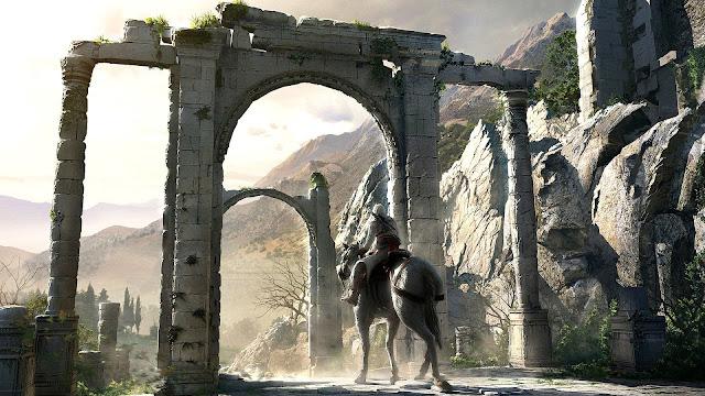 Assassins Creed Game HD Wallpaper