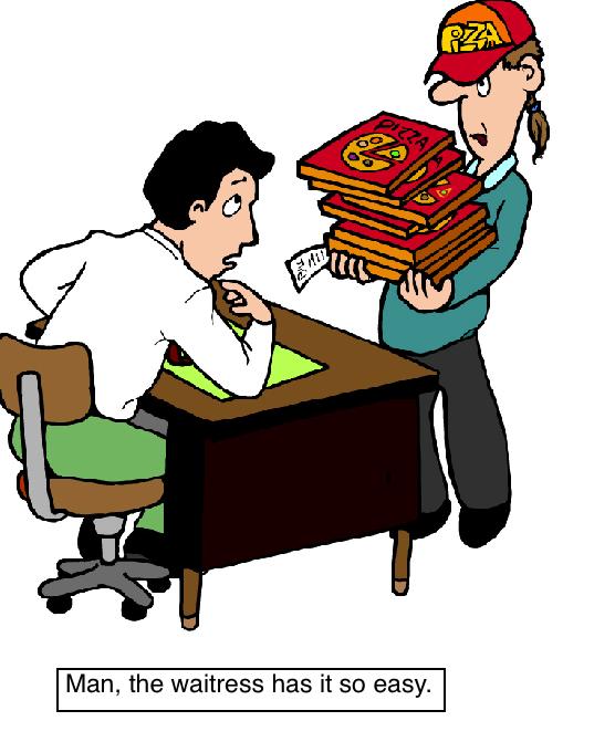 Waiter Job Description Resume