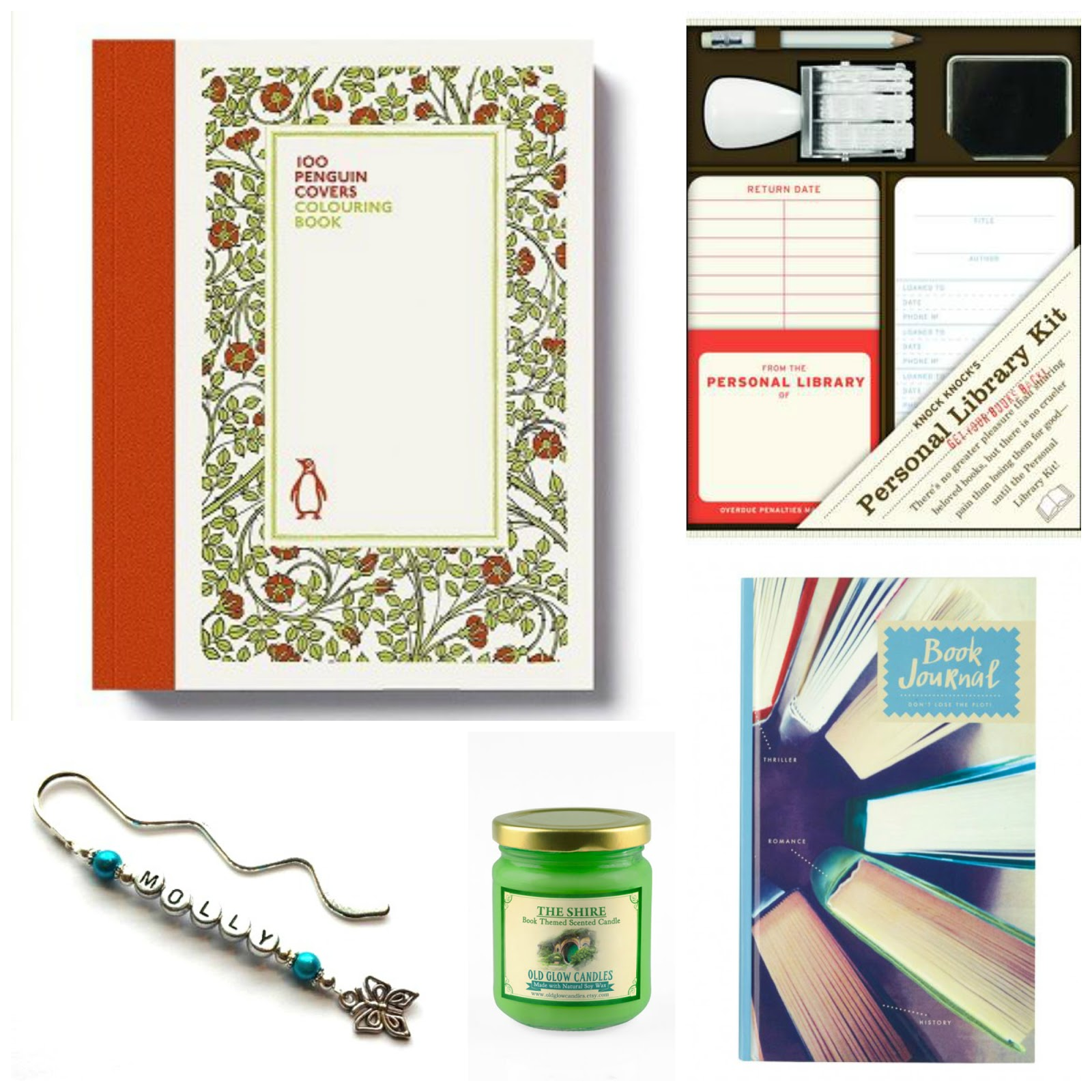 Now that Halloween is well and truly out of the way I can embrace my favourite time of the year without judgement. For me Christmas isnu0027t just about one ...  sc 1 st  what lauren did today & Christmas Gift Guide: Gifts for Book Lovers - what lauren did today