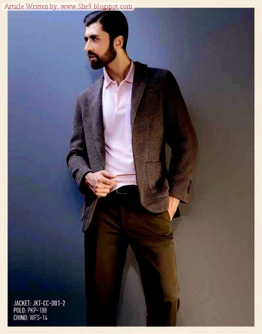 Gul Ahmed Winter for Gents