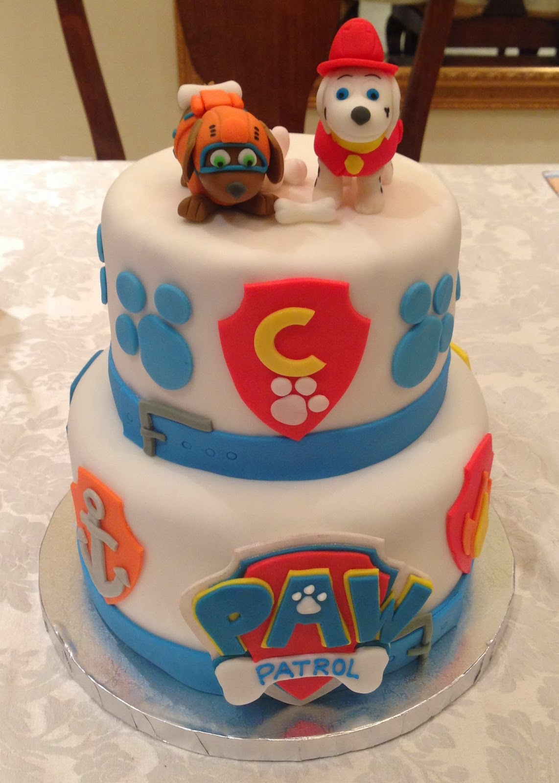 Paw Patrol Images For Cake : Kaylynn Cakes: PAW Patrol