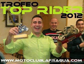 TOP RIDER 2012
