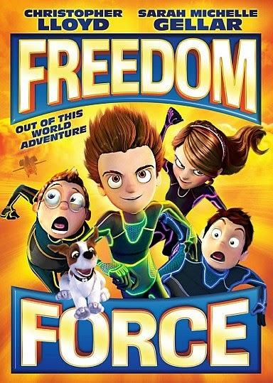 Ver Freedom Force (2013) Online