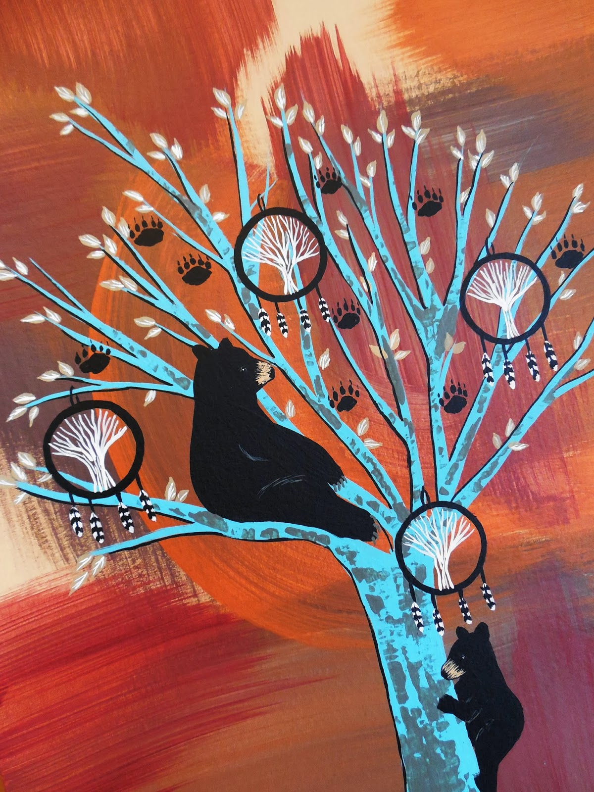 Conscious art studios bears mother tree a safe haven in an living here in the beautiful blue ridge mountains i have a great respect for the bear for the past year or so i continue to hear more and more stories on buycottarizona Image collections