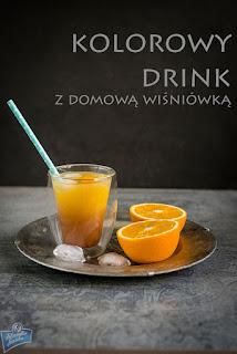 Drink z wiśniówką