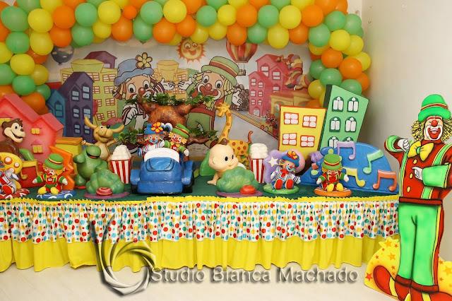 fotografias profissionais de festa infantil