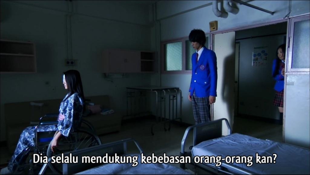 Kamen Rider Fourze Episode Subtitle Bahasa Indonesia
