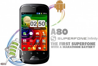 Micromax Superfone Infinity A80: Specs, Price & Review