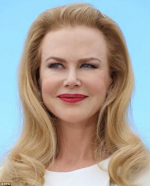 Biodata Nicole Kidman