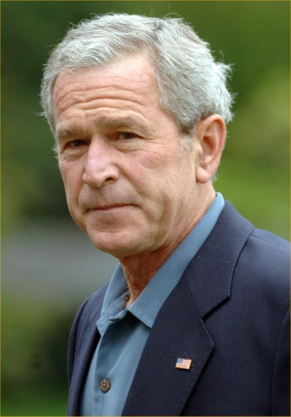 George bush biography