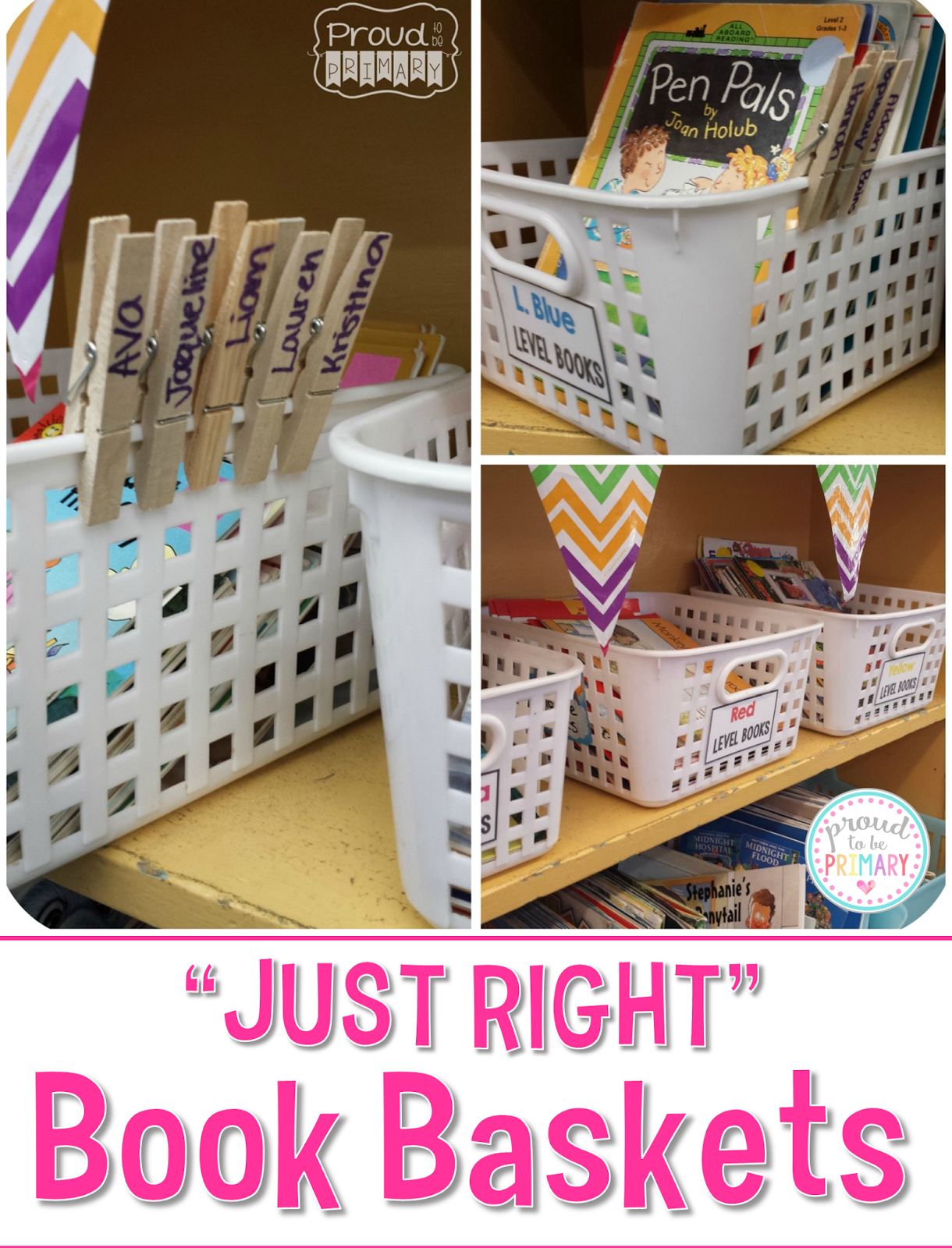 Classroom Reading Ideas ~ Setting up a classroom and home reading program proud to