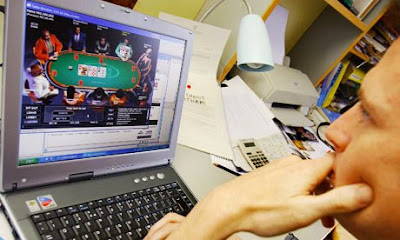Trick win in playing poker online
