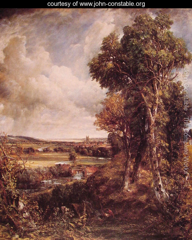 compare william wordsworth poem to john constable paintings - man's relationship with nature in hughes and wordsworth's poetry concentrating on one poem by each poet, compare and  william wordsworth and john constable.