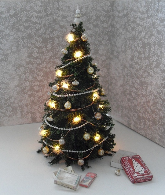 Little Miniature: Kerstboom decoratie